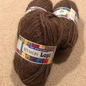 Icelandic wool yarn